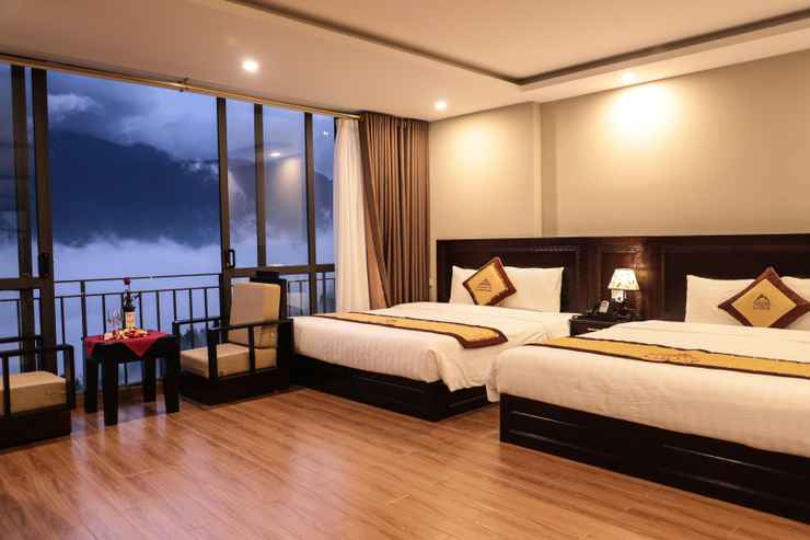 BEDROOM Khách sạn Sapa Lodge
