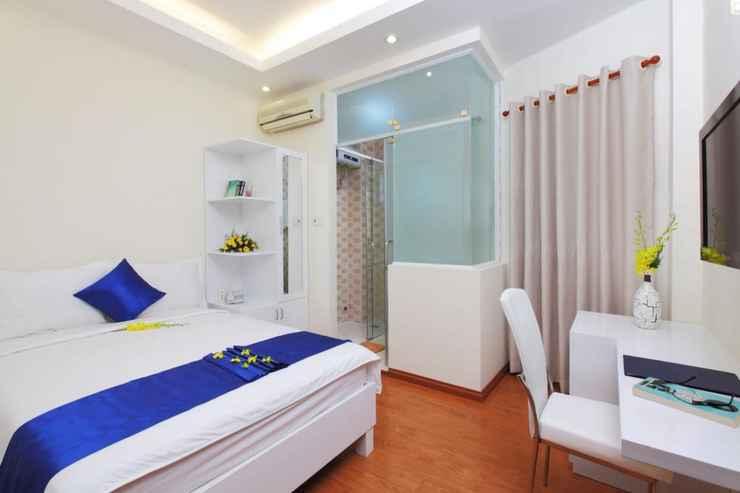 BEDROOM Khách sạn Blue River