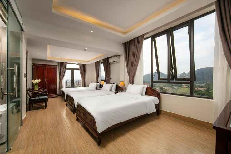 BEDROOM Nam Hoa Hotel