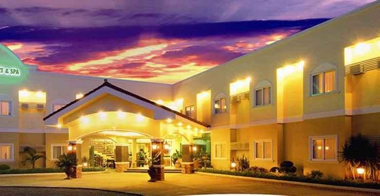 EXTERIOR_BUILDING Alona Kew White Beach Resort