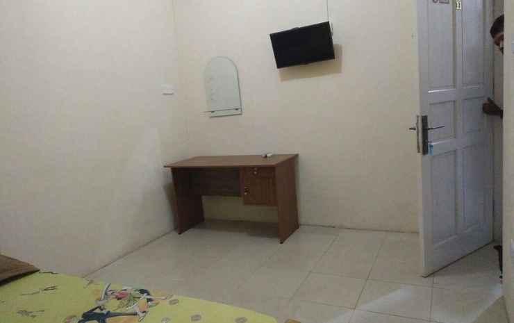 Backpacker Room at D'kost Homestay Batam (RD3) Batam - Single Bed with AC Tipe B, Latest check in 8 pm, kamar mandi luar