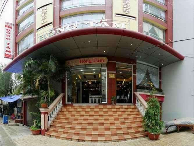 EXTERIOR_BUILDING Khách sạn Hồng Tâm Đà Lạt