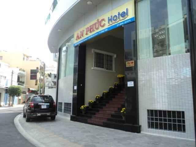 EXTERIOR_BUILDING Khách sạn An Phúc