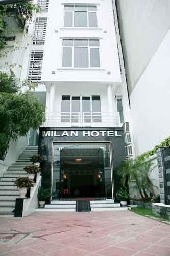 EXTERIOR_BUILDING Khách sạn Milan