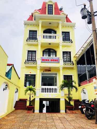 EXTERIOR_BUILDING Minh Hong Hotel