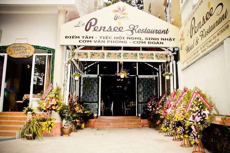 EXTERIOR_BUILDING La Pensee Hotel Dalat