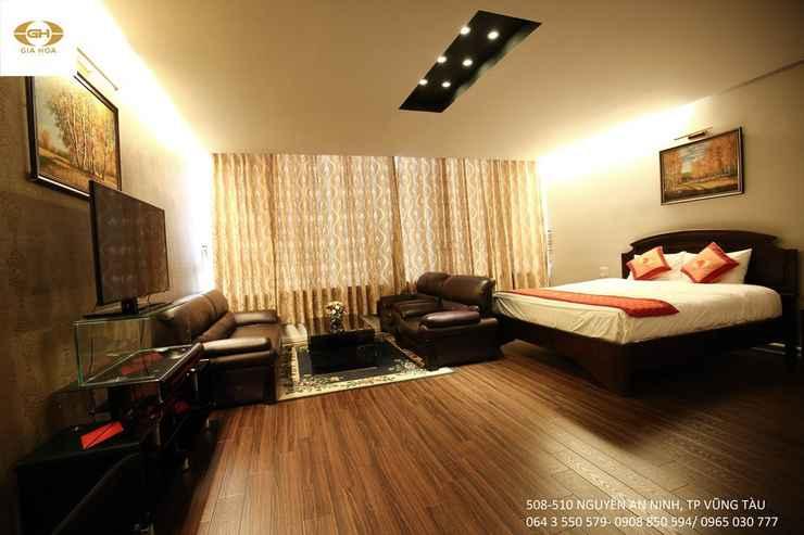 BEDROOM Khách sạn Gia Hòa