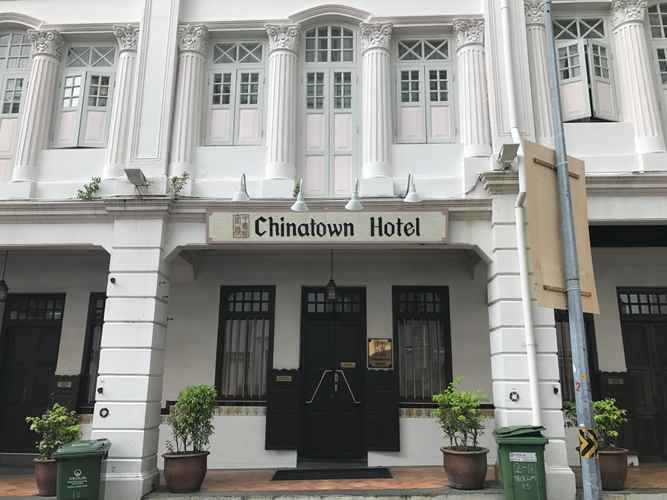 EXTERIOR_BUILDING Chinatown Hotel