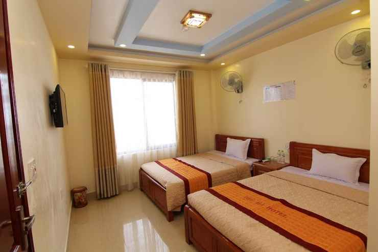BEDROOM Thu Ha Hotel Cat Ba