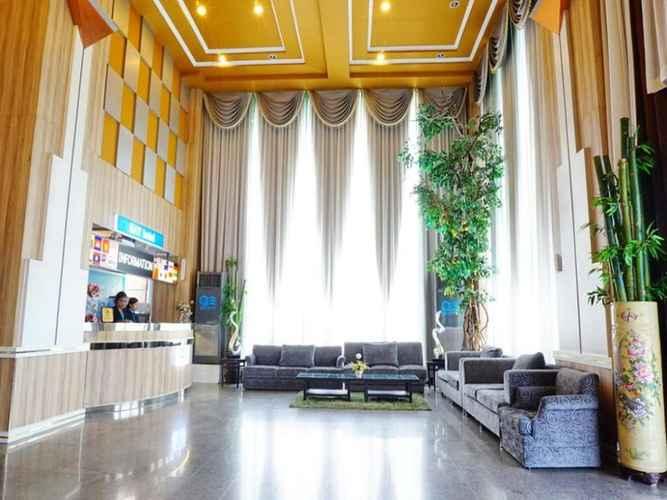 LOBBY Bay Hotel Srinakarin