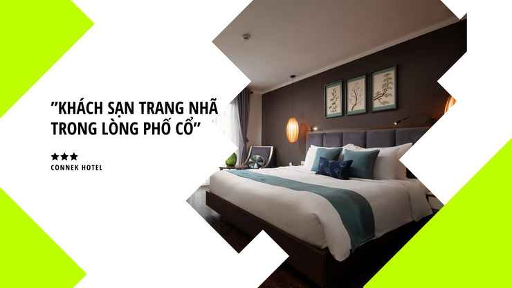 FUNCTIONAL_HALL Sạp Hotel By Connek