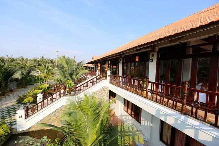EXTERIOR_BUILDING Madam Cuc Saigon Emerald Resort