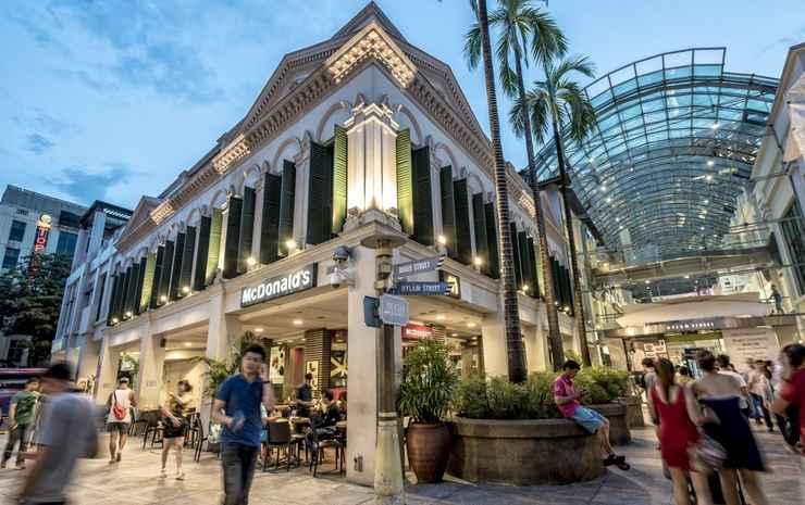 Victoria Hotel Singapore -
