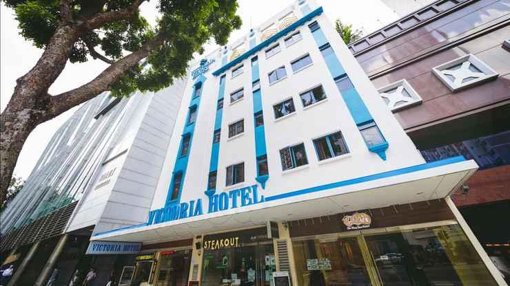EXTERIOR_BUILDING Victoria Hotel