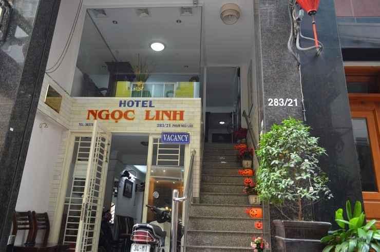 EXTERIOR_BUILDING Khách sạn Ngọc Linh