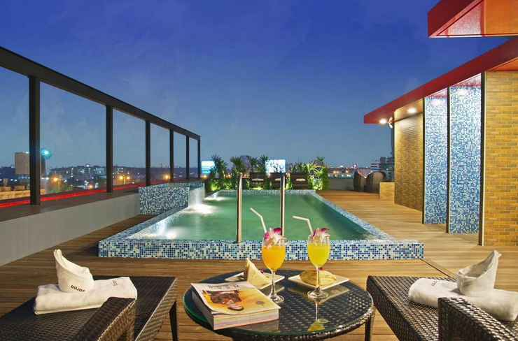 BEDROOM Villa Baron Hotel