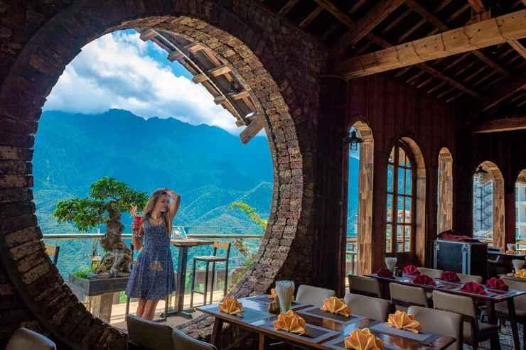 BAR_CAFE_LOUNGE Khách sạn Châu Long Sapa 2