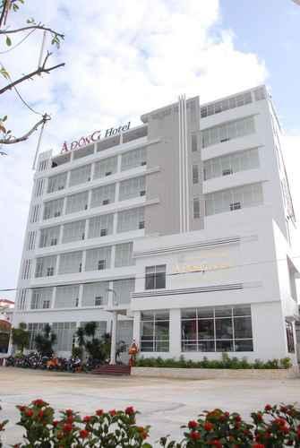 EXTERIOR_BUILDING Khách sạn Á Đông