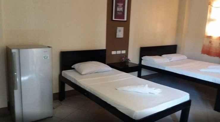 BEDROOM Richdel Resort Hotel