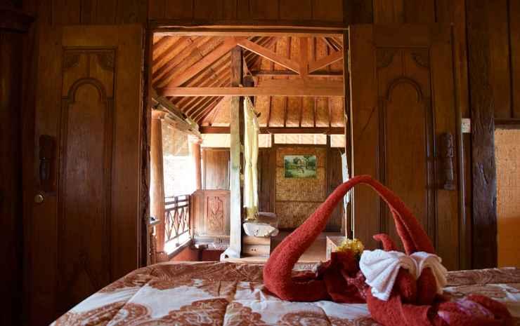 Villa Stanley Lombok - Apartment Balkon