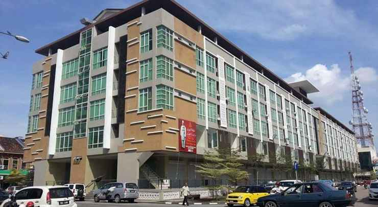 EXTERIOR_BUILDING Shas Guest House (KBCP Apartment)