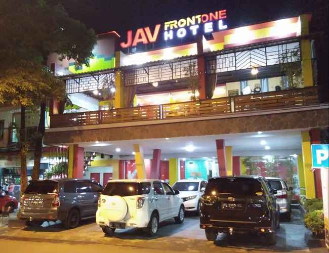 EXTERIOR_BUILDING Front One Hotel Lahat