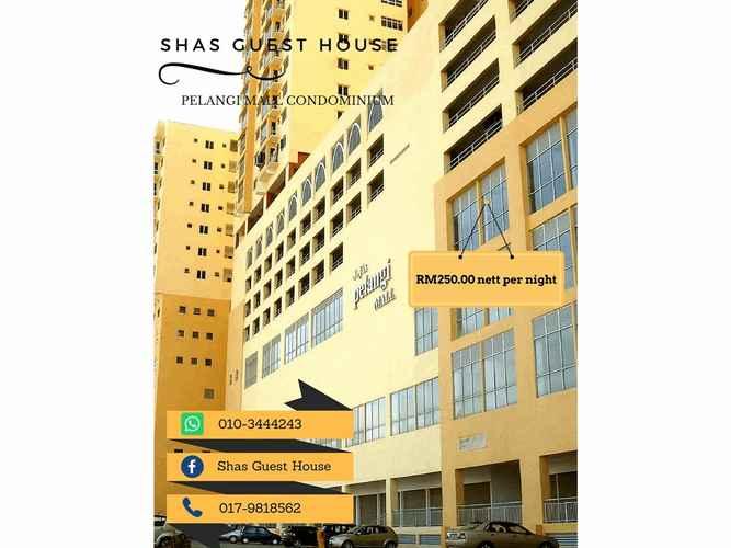 EXTERIOR_BUILDING Shas Guest House (Pelangi Mall Condominium)