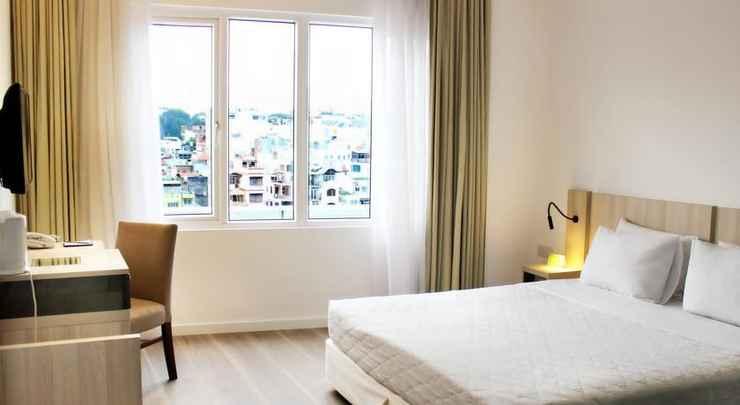 BEDROOM Khách sạn Liberty Saigon Greenview