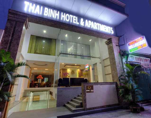 LOBBY Khách sạn Thái Bình - Hồng Vina