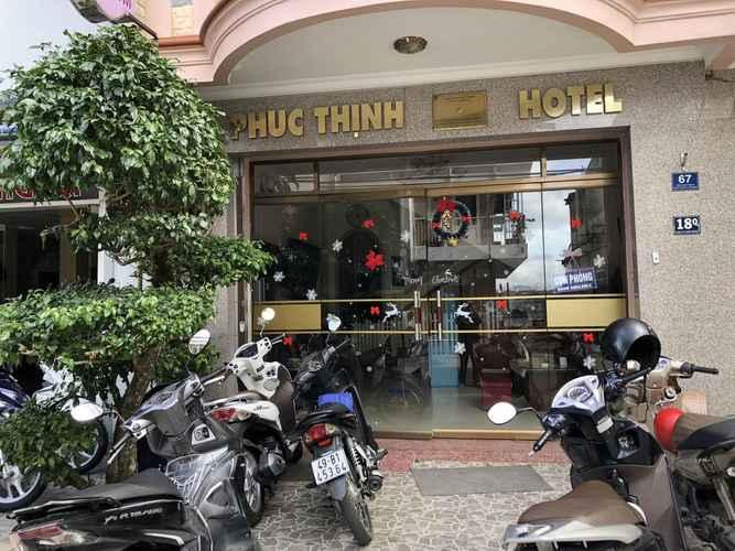 EXTERIOR_BUILDING Khách sạn Maccaca Phúc Thịnh Đà Lạt