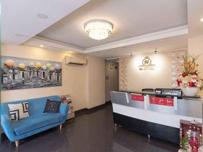 LOBBY Khách sạn 99 Bui Vien (Boutique)