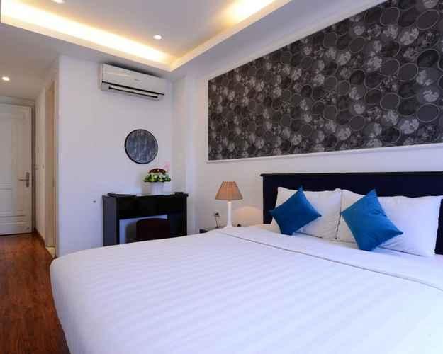 BEDROOM Khách sạn Golden Sun Palace