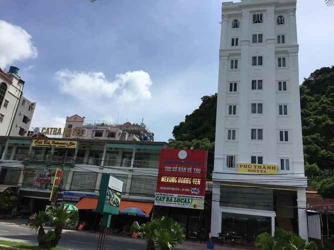 EXTERIOR_BUILDING Phu Thanh Sea View Hotel