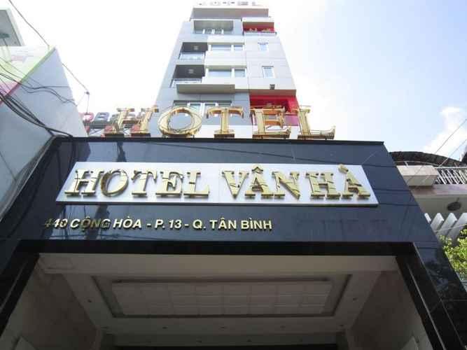 EXTERIOR_BUILDING Khách sạn Vân Hà