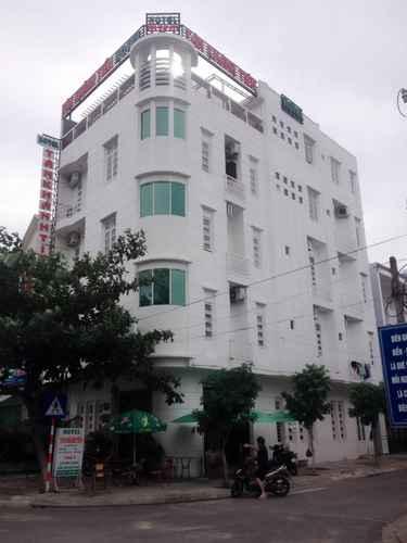 EXTERIOR_BUILDING Khách sạn Tân Khánh Tiến