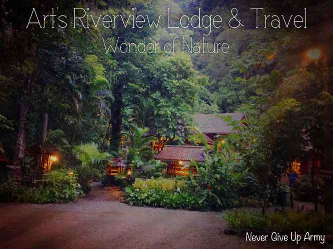 EXTERIOR_BUILDING Art's River View Lodge