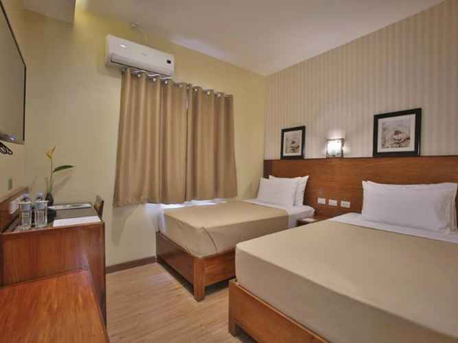 BEDROOM Coron Soleil Express Hotel