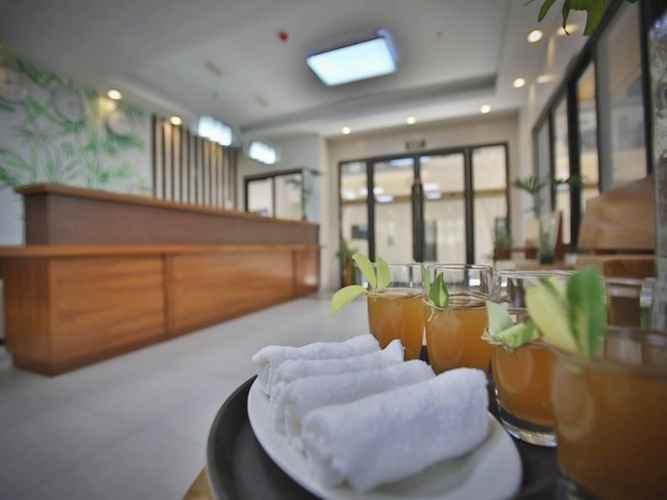 LOBBY Coron Soleil Express Hotel