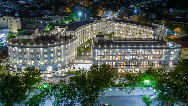 EXTERIOR_BUILDING Silk Path Grand Hue Hotel & Spa