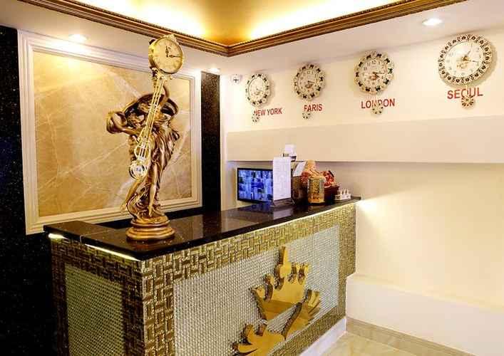 LOBBY Khách sạn Phụng Hoàng Golden