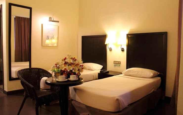 GoodHope Hotel Skudai Johor Bahru Johor - Standard Twin Room Only