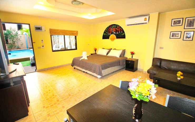 Phratamnak Inn Guest House Chonburi - Superior Room