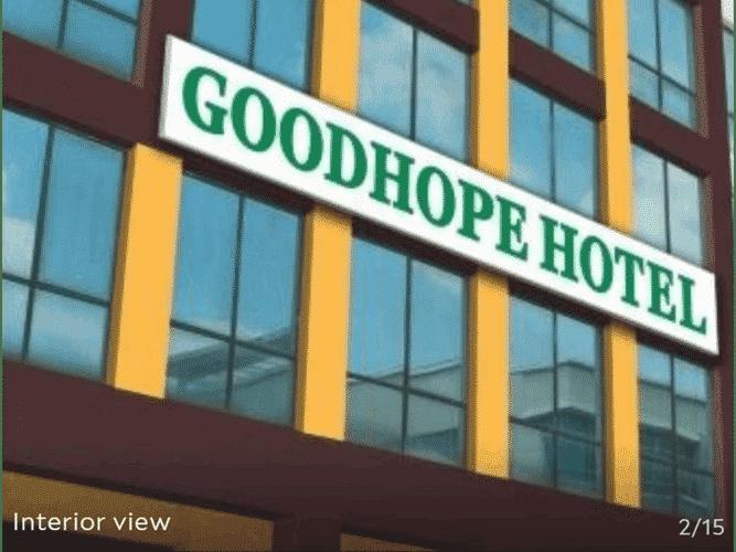 EXTERIOR_BUILDING GoodHope Hotel Kelana Jaya
