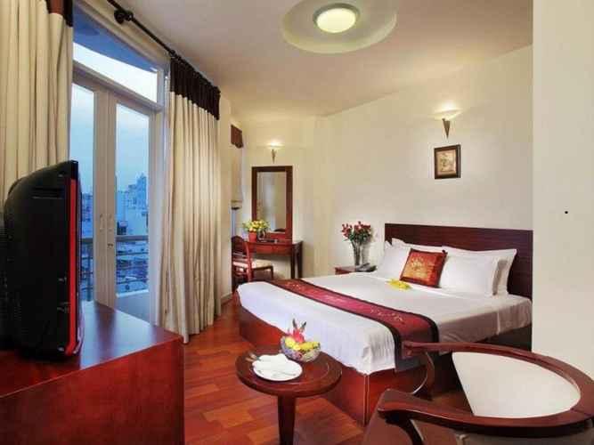 BEDROOM Khách sạn Kim Yến