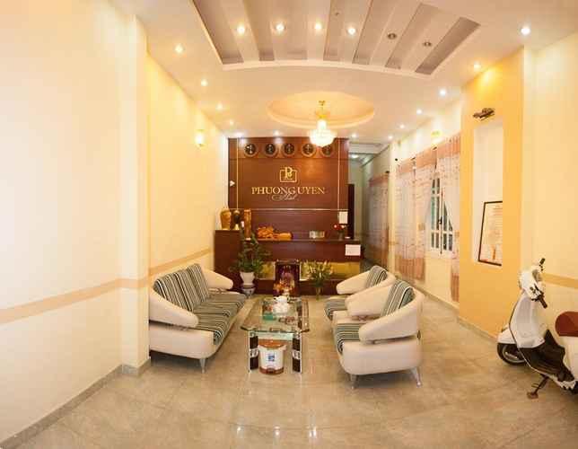 LOBBY Khách sạn Phương Uyên Đà Lạt