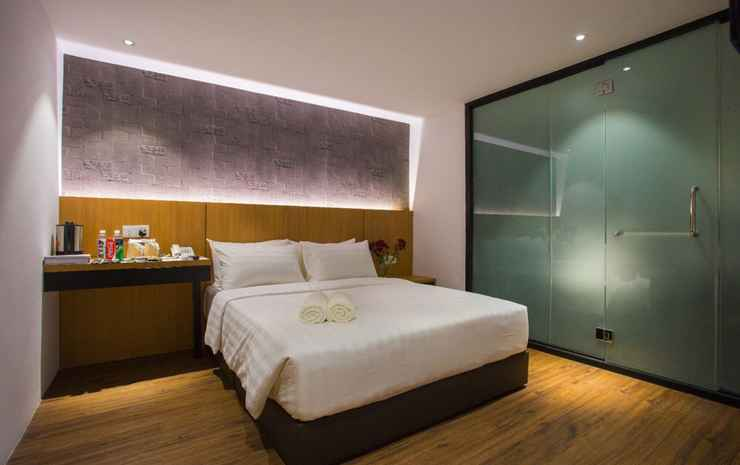 Stella Hotel Johor Bahru Johor - Superior Queen Room Only - No Window