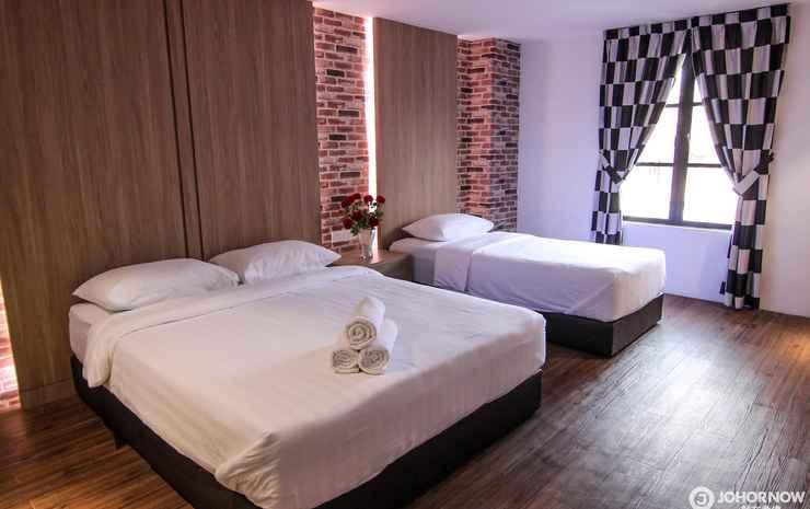 Stella Hotel Johor Bahru Johor - Executive Family Suite Room