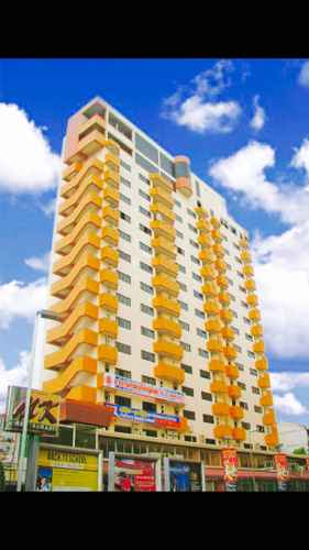 EXTERIOR_BUILDING Mall Suites Express