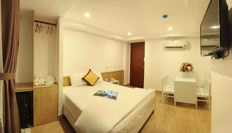 BEDROOM Sunrise Hotel Danang