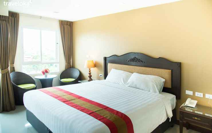 V Residence Pattaya Chonburi - Deluxe Double or Twin Room - Room Only FC